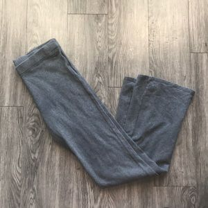 Old navy grey yoga pants